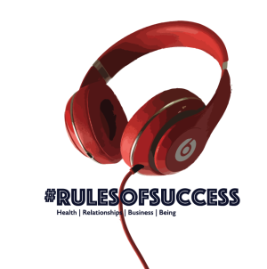 What is the Rules of Success Podcast?